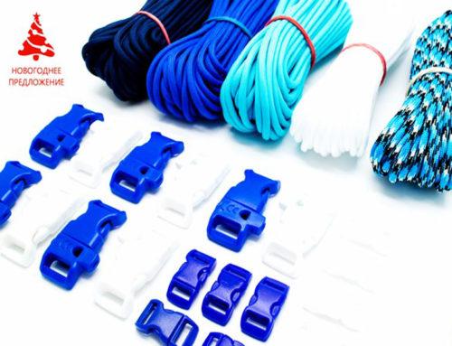Плетение стильных браслетов из паракорда