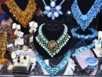 Ювелирная выставка-продажа «Сокровища Петербурга» с 21 по 24 декабря 2017 года в особняке Трубецких-Нарышкиных