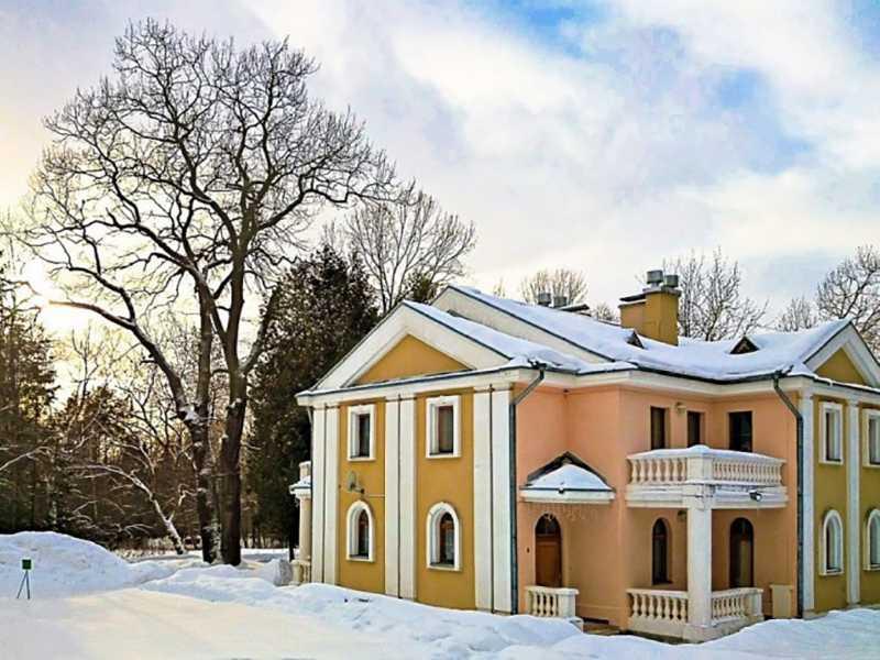Малеевка – экоотель в Подмосковье