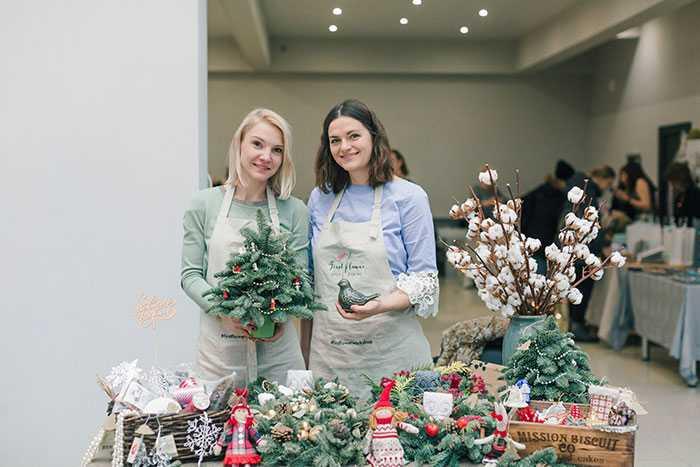 Семейный фестиваль Love Bazar. 24 декабря. В Даниловском Event Hall