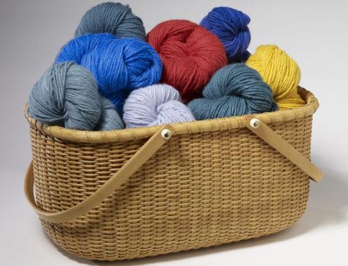 История развития вязания крючком