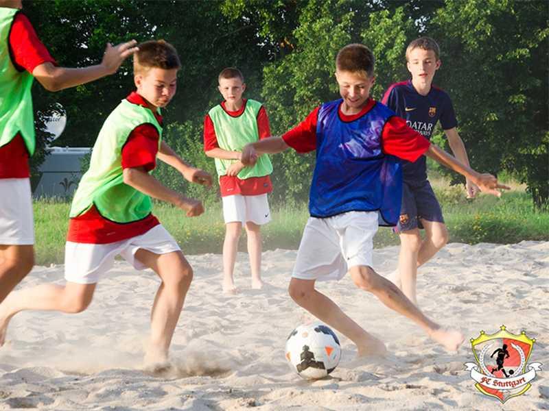 Будущее ребенка с FC Stuttgart