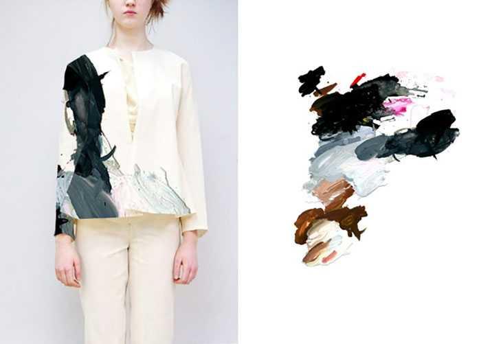 """Выставка """"Принт на белом коне"""" в Центр моды и дизайна D3. С 15 февраля по 11 марта 2018 г. Москва"""
