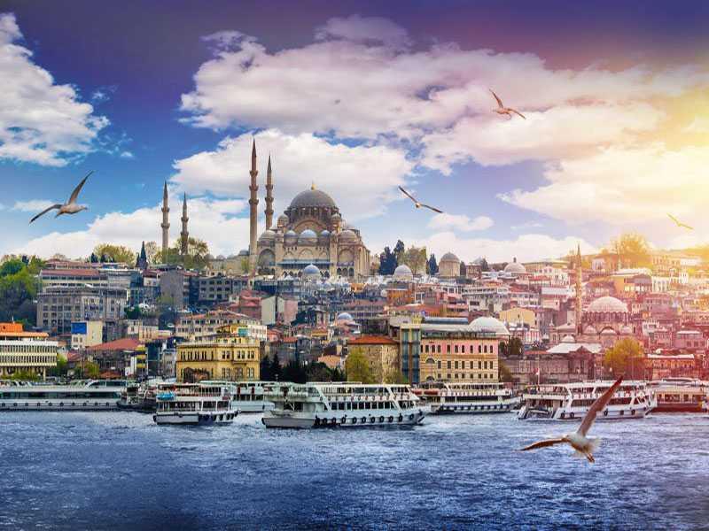 Турция зажигает огни