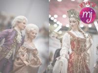 Итоги выставки кукол и мишек Тедди Moscow Fair в Москве на Тишинке