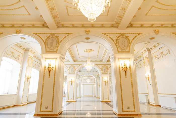 Ювелирная выставка «Сокровища Петербурга» в историческомцентре Санкт-Петербурга – Дворце Сюзора. 10-13 мая 2018