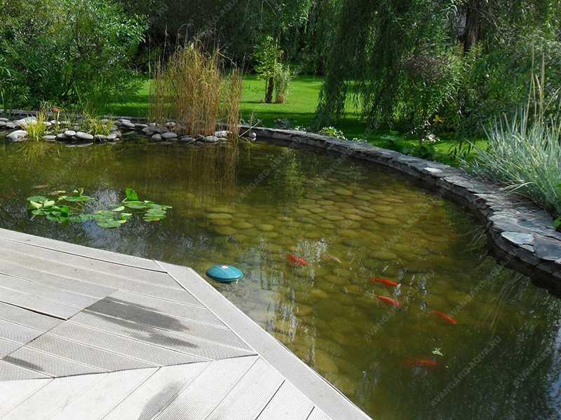 Специфика возведения искусственных водных объектов
