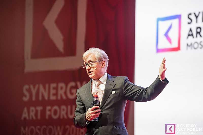 В Москве прошел Synergy Art ForumВ Москве прошел Synergy Art Forum