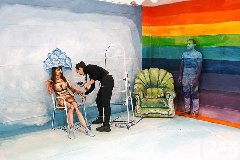 Единственная в Сибири выставка современного и декоративно-прикладного искусства «АРТ-Красноярск–2018» приглашает к участию!