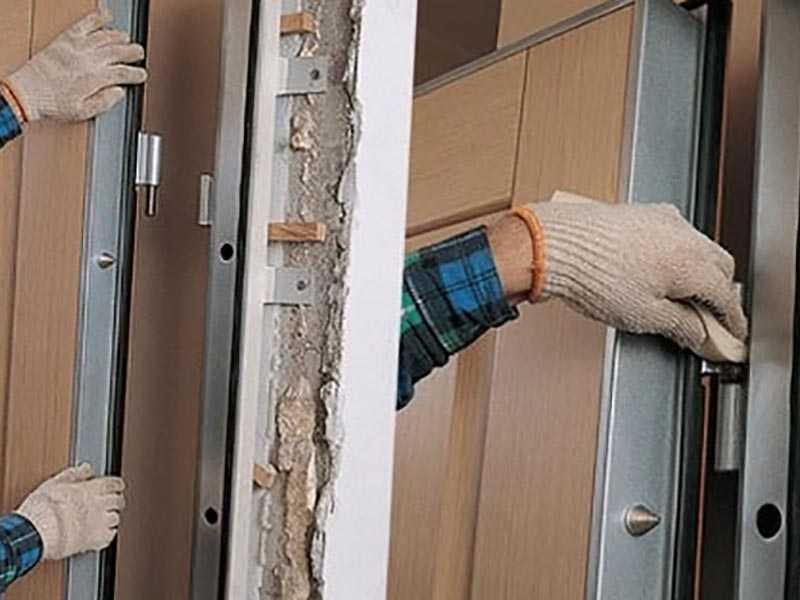 Срочная замена замков на двери