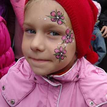 Аквагрим для детей – возможность сделать детский праздник интересным