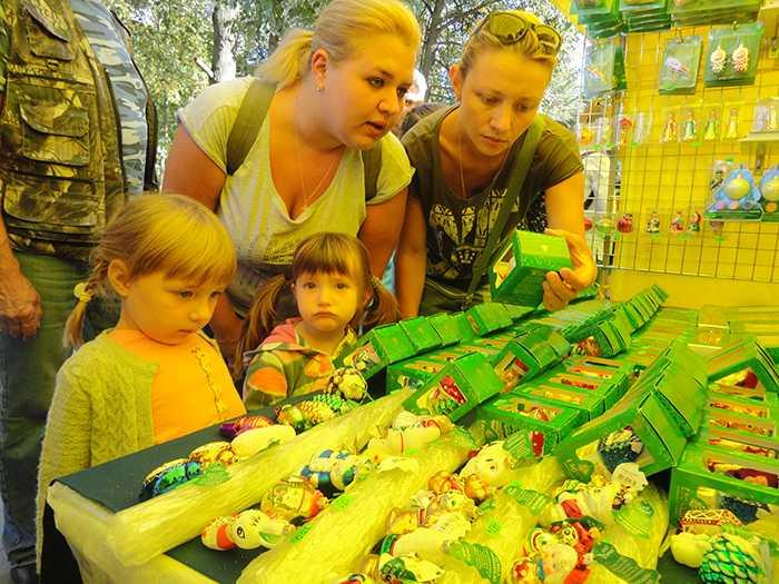 Итоги IV Фестиваля народных художественных промыслов малых и средних городов России
