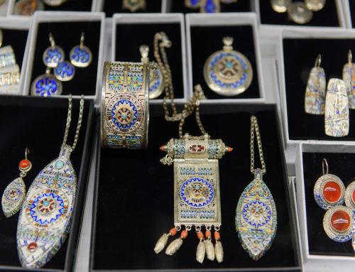 Грандиозная ювелирная выставка «Сокровища Петербурга»