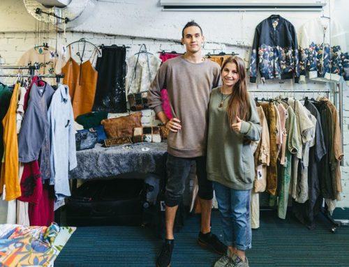 На арт-ярмарке Happy Market проведут «Ревизию гардероба»
