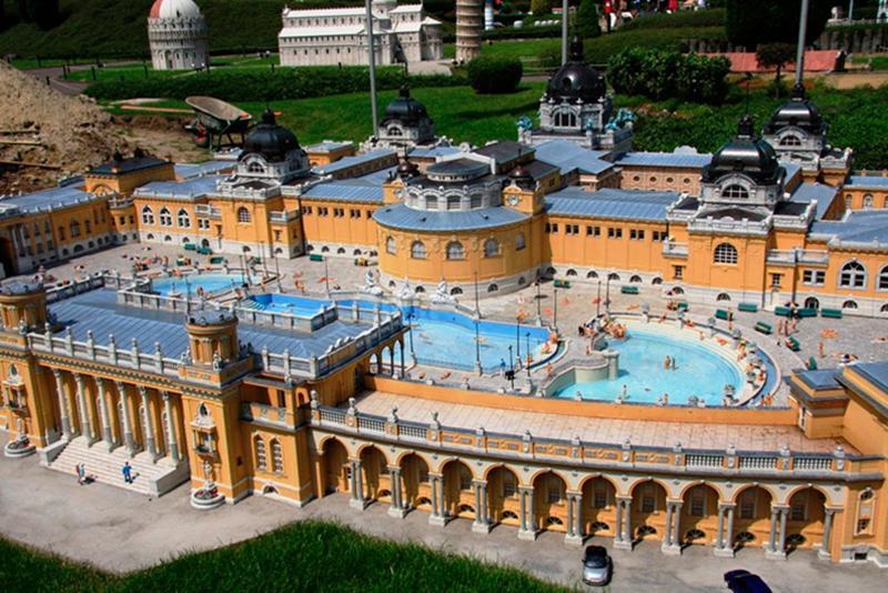 Купальня Сечени – СПА в историческом центре Будапешта