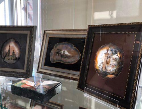 Ювелирная выставка «Сокровища Петербурга» 23 по 26 мая 2019 года