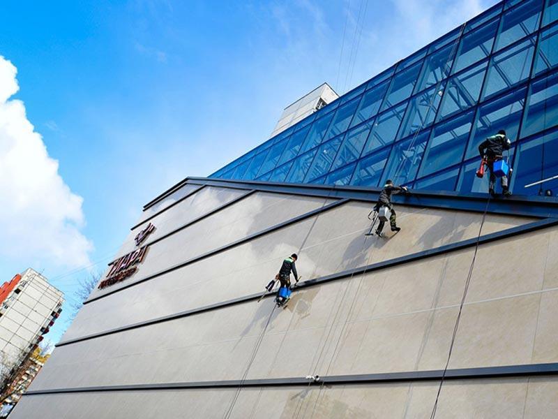 Некоторые аспекты ремонта офисных зданий