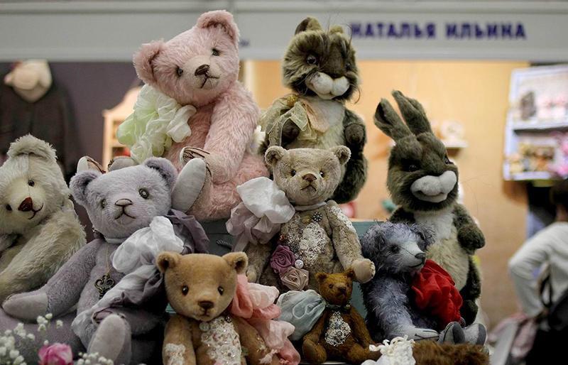 Итоги Международной выставки кукол и мишек Тедди «Moscow Fair»