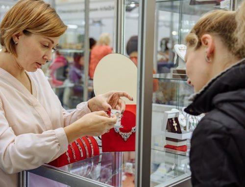 Мини-юбилей ювелирной выставки «Сокровища Петербурга»