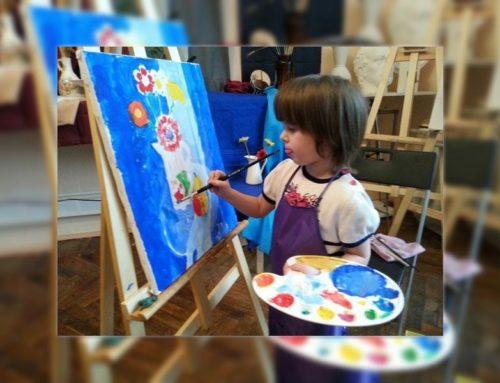 Как проводить уроки рисования с детьми