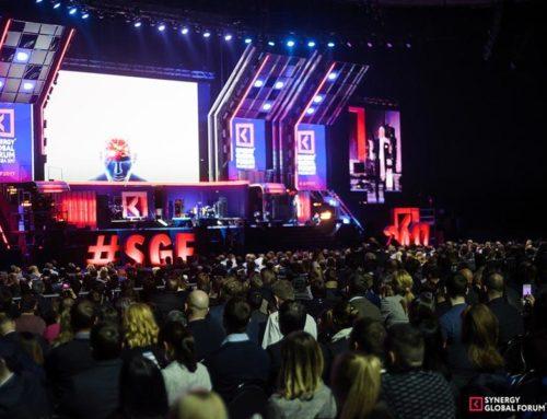 Арнольд Шварценеггер приедет в Россию на Synergy Global Forum