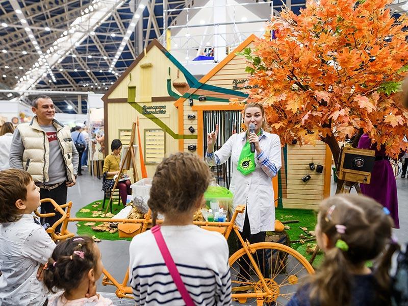 Осенний праздник рукоделия на выставке «Атмосфера Творчества» Афиша выставок Москвы по рукоделию и Hand Made в России