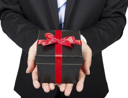 Дьявол кроется в мелочах или как сделать стильные бизнес-подарки от компании