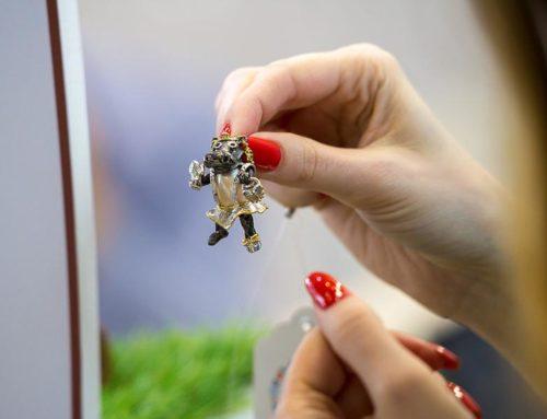 XV-я международная выставка ювелирных и часовых брендов  «JUNWEX Москва»