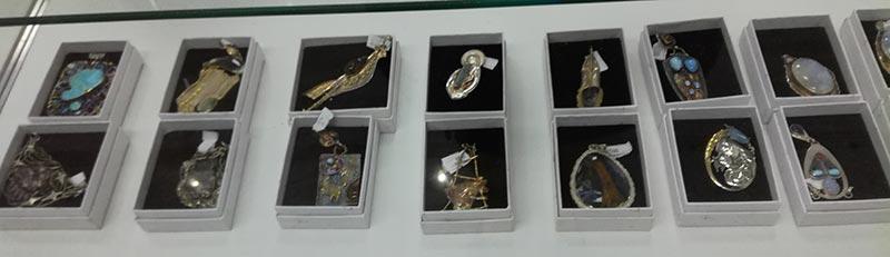 Итоги ювелирно-минералогической выставки-ярмарки «Симфония самоцветов»