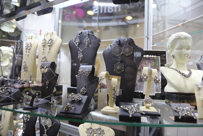 «Байкальский ювелирный салон» - выставка очарования