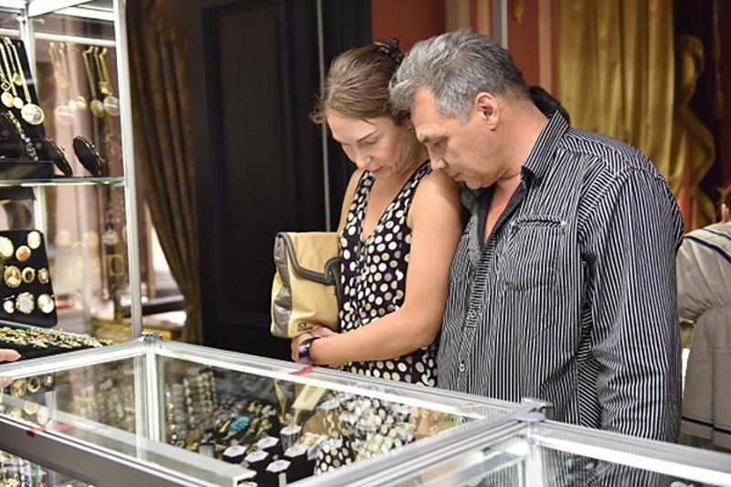 В ноябре «Сокровища Петербурга» откроют для посещения Дворец Княгини Юсуповой в рамках ювелирной выставки - форума