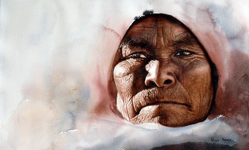В Галерее Классической Фотографии пройдёт арт-фестиваль художников-акварелистов со всего мира