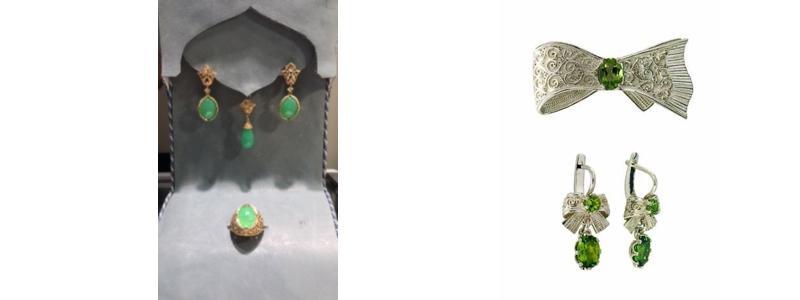 В рамках выставки-ярмарки «Симфония самоцветов» будет представленна тематическая экспозиция авторских работ художника – ювелира Румянцева Александра «Драгоценные мгновения»