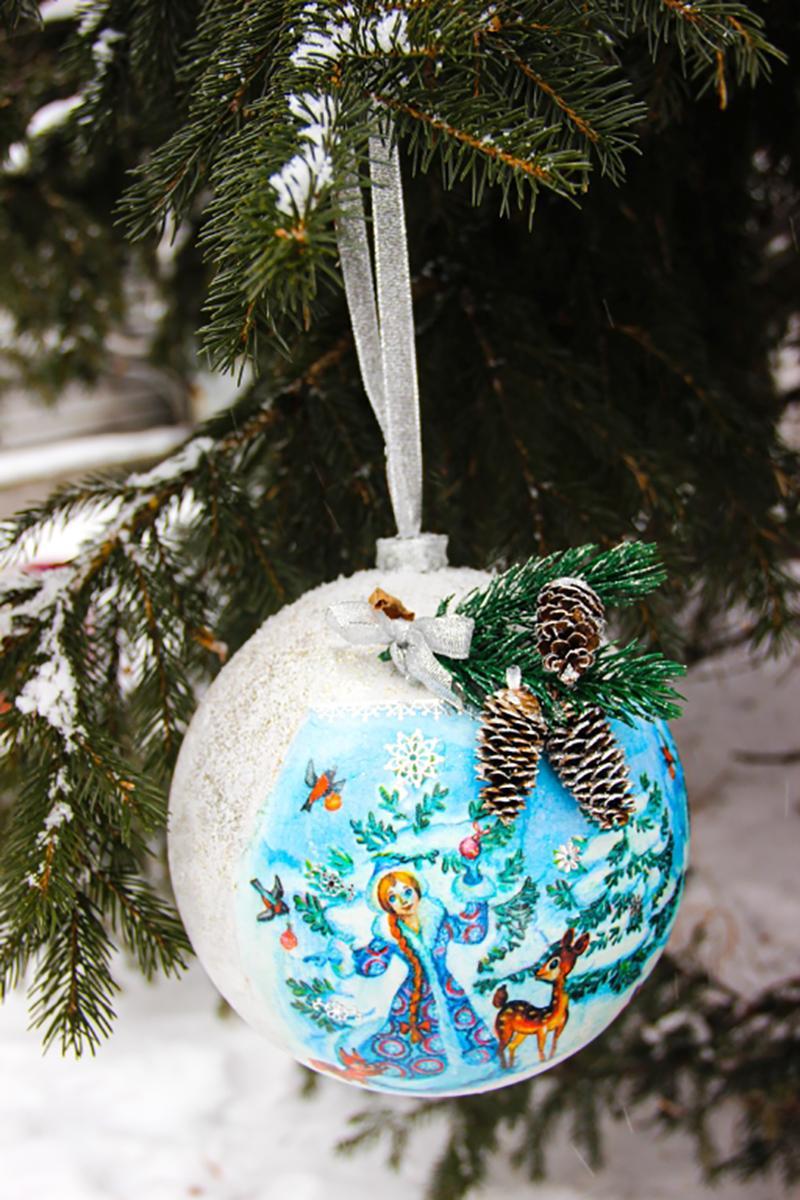 Выставка «Новогодний подарок. Уютный дом» подошла к завершению