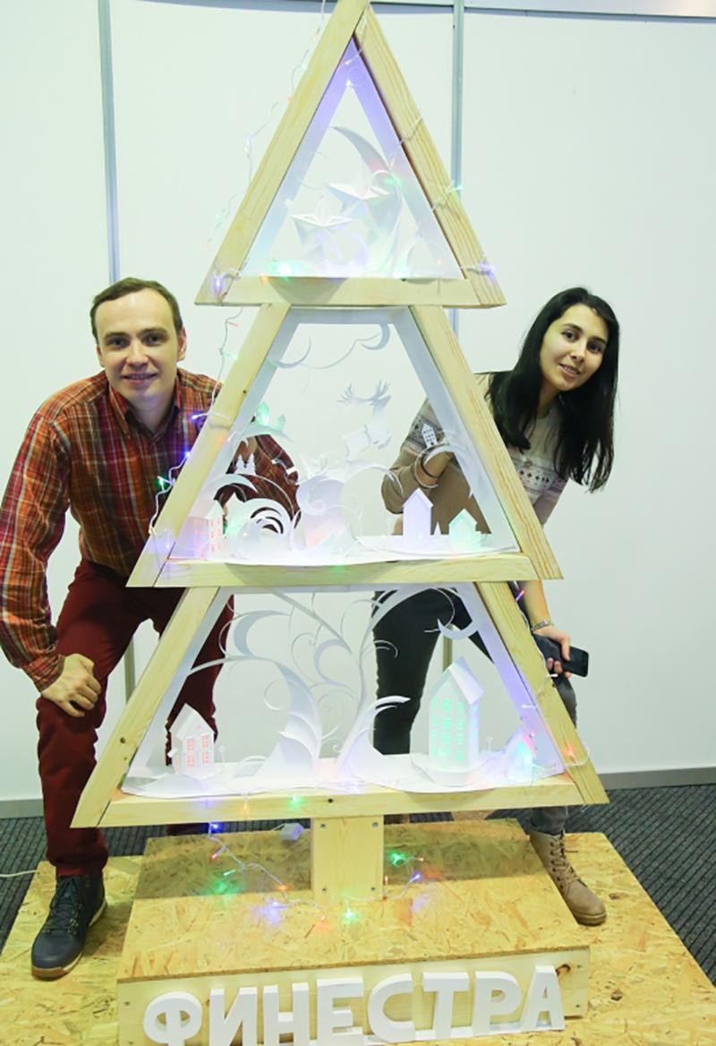 Выставка «Новогодний подарок. Уютный дом» приносит праздник