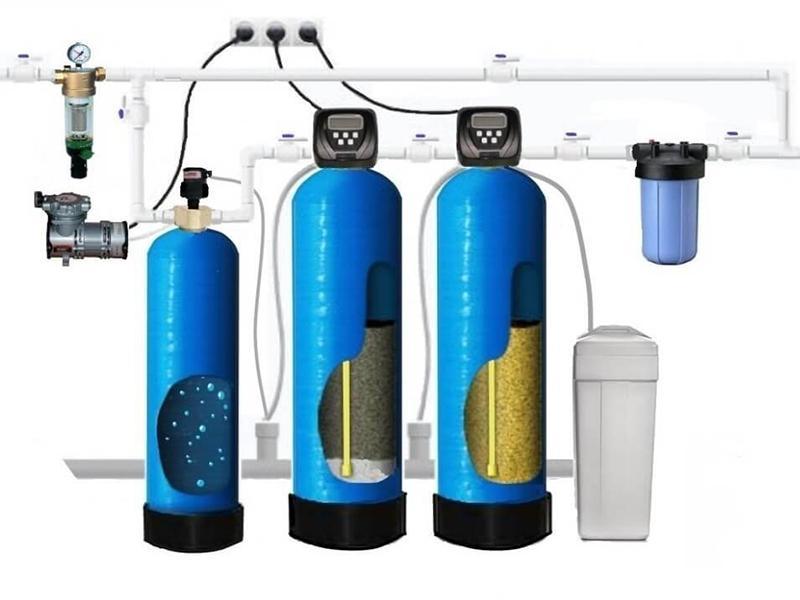 Промышленная водоподготовка и водоочистка