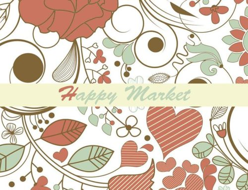 Арт-ярмарка HAPPY MARKET пройдет 27-28 июня 2020