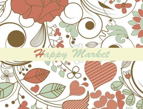 Happy Market в марте 2021 года