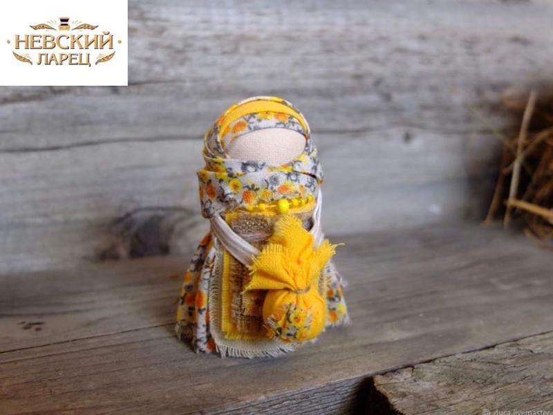 Изготовление куколки: оберег в дорогу
