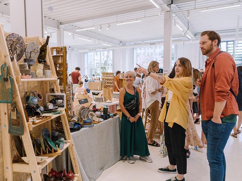 Крафтовая революция: на арт-ярмарке Happy market презентуют handmade товары во всей России