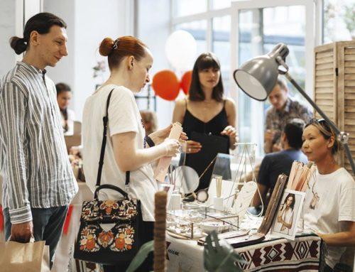 На Флаконе пройдет благотворительная арт-ярмарка Happy market