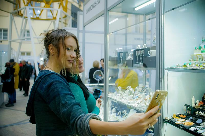Ювелирная выставка «Сокровища Петербурга» празднует 5-летний юбилей
