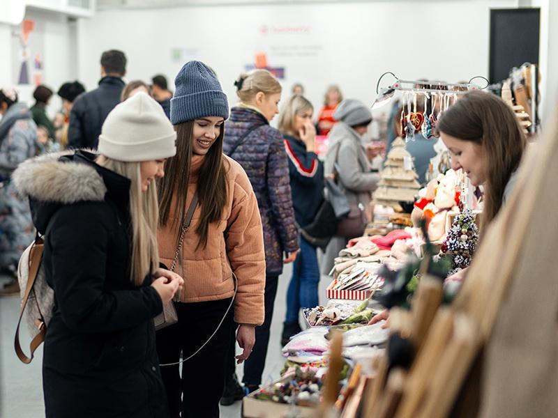 Ярмарка новогодних подарков Happy Market состоится в дизайн-квартале Флакон