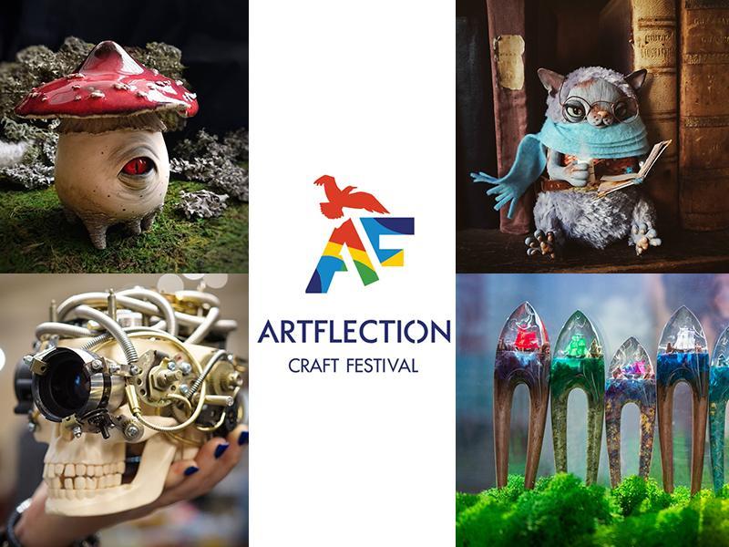 Маркет, российских, дизайнеров, мастеров, ArtFlection, ручная работа, хенд мейд маркет, Москва, афиша онлайн,