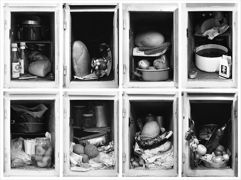 Выставка венгерского фотографа Петера Корниша «Течение времени»