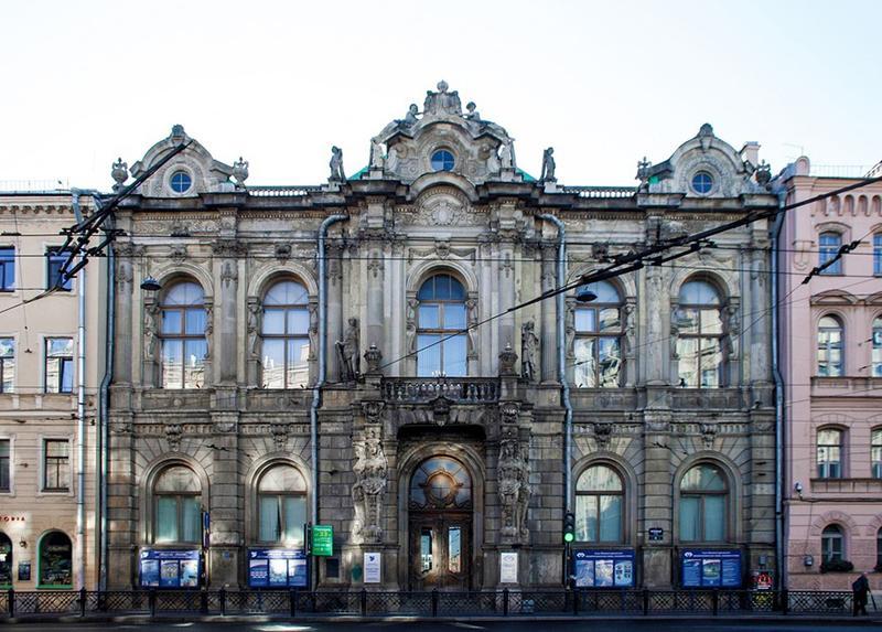 «Сокровища Петербурга» откроет двери одного из самых закрытых дворцов города