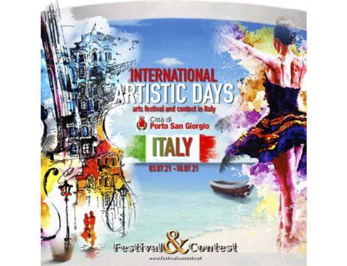 Международные дни искусств в Италии