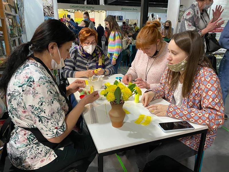 Итоги выставки «Формула Рукоделия Москва. Весна 2021»