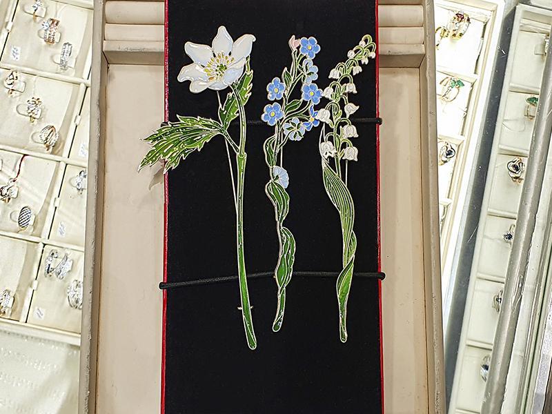 Выставка Симфония Самоцветов - «Рассвет весны»
