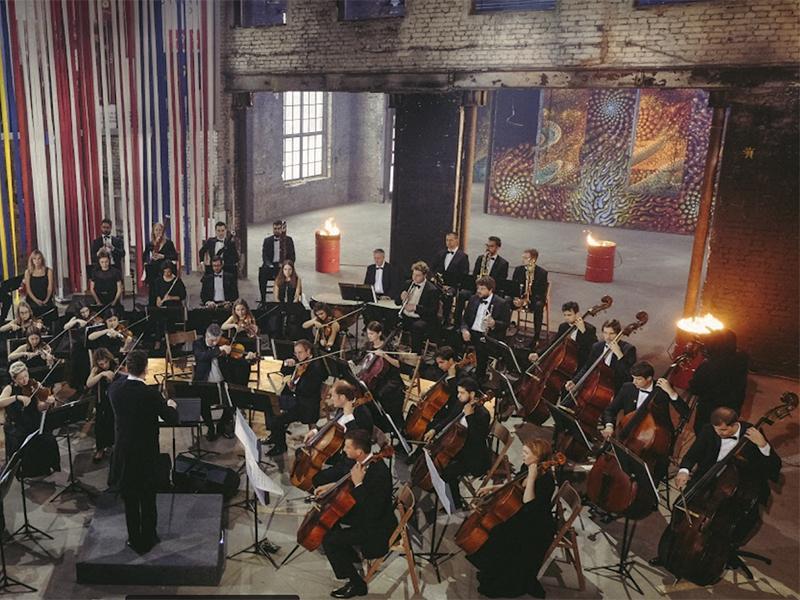 29 апреля специальное событие 43 Московского международного кинофестиваля – премьера фильма Beethoven by Digital Orchestra
